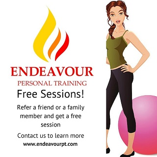 GET A FREE SESSION WHEN YOU REFER A FRIEND!!!
